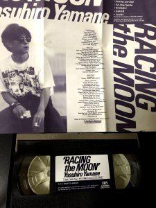 山根康広 Racing the Moon 1994 VHS